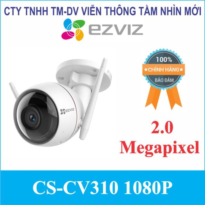 Camera quan sát IP WIFI CS-CV310 1080P